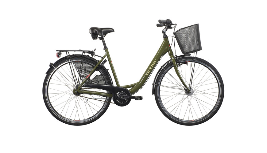 Ortler Lillesand 7-speed stadsfiets dames